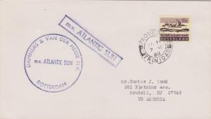 Trinidad Netherlands 10c Dredging in Delta 1968 Paquebot, Trinidad Hosking 24...