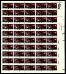 US 1975 Revolutionary War Contributor Sybil Ludington 50 Stamp Sheet #1559