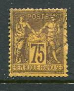 France #102 Used 20% CV To Start