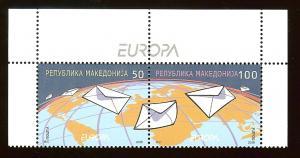 Macedonia #434 - 435 Europa Cept 2008 MNH