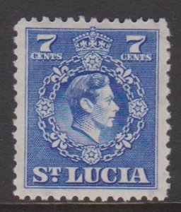 St Lucia Sc#141 MNH