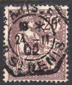 FRANCE SCOTT 135