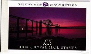 GB # BK 153 THE SCOTS CONNECTION PRESTIGE BOOKLET PO FRESH CAT VALUE $30