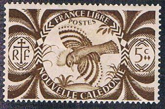 New Caledonia 252 MLH Kagu (BP4421)