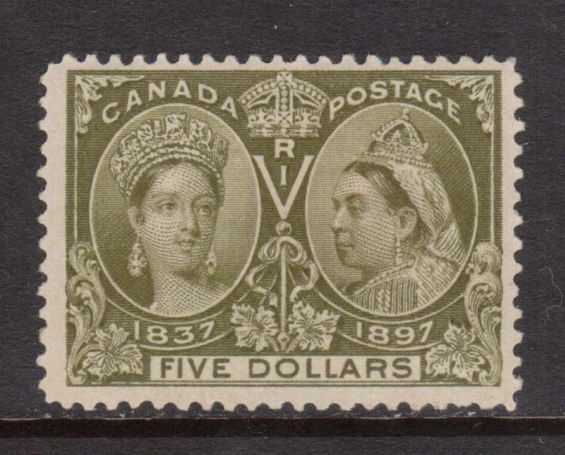 Canada #65 Mint **With Certificate**