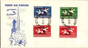 Guinea, Worldwide First Day Cover