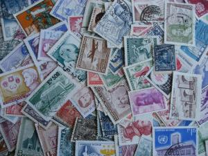 Collection breakup! CHILE 165 different older some mixed condition