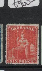 Barbados SG 60 MOG (2drj)