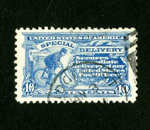 US Stamps # E9 Supurb Neat Cancel