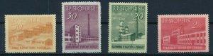 [I1047] Albania 1963 good set of stamps very fine MNH