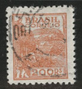Brazil Scott 557 used 1943 stamp wmk 268