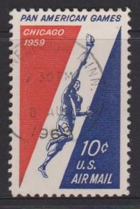 USA Sc#C56 Used