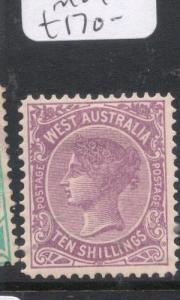 Western Australia SG 127 MOG (7dka)