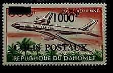 Dahomey CQ4 MNH Aviation SCV21