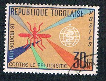 Togo 430 Used Malaria Eradication (BP11212)