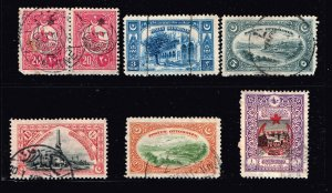 IRAN PERSIA STAMP COLLECTION LOT  #M1