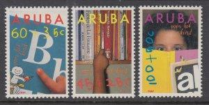 Aruba B24-B26 MNH VF