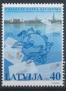 Latvia 1999 #498 MNH. UPU