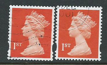 Great Britain SG 1667 & 1671