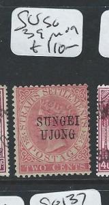MALAYA SUNGEI UJONG (P0410B) QV 2C  SG 39  MOG