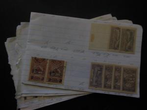 EDW1949SELL : LEBANON Misc group of Mint & Used on pages. Full of many Better.