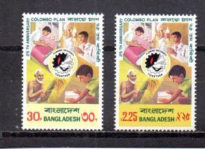 Bangladesh 115-116 MH