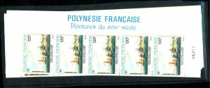 FRENCH POLYNESIA #C187-190 MINT (10) SETS VF NH Cat $91
