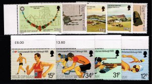 UK STAMP Isle of Man Stamp MNH Stamp COLLECTION LOT #M1