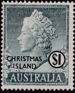 Christmas Island #10 Mint