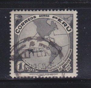 Peru C48 U Map
