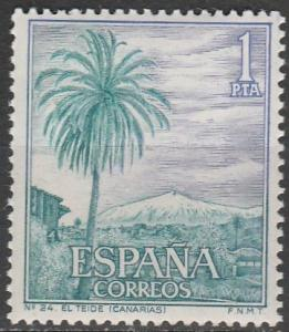 Spain #1358 MNH (S9716)