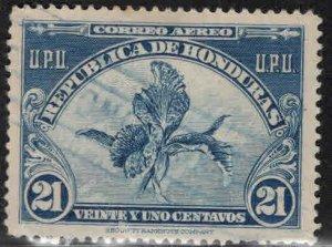 Honduras  Scott C136 Used  Airmail stamp