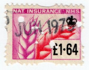 (I.B) Elizabeth II Revenue : National Insurance £1.64