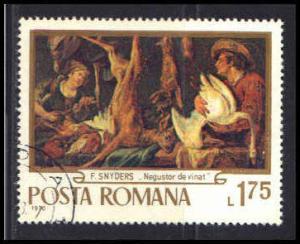 Romania CTO NH Very Fine ZA6928