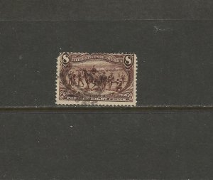 USA Postage Stamps Used Troops Gathering