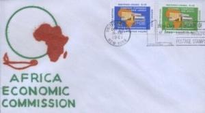 UN 95/96 AFRICA ECONOMIC COMM - Dargis Velvatone