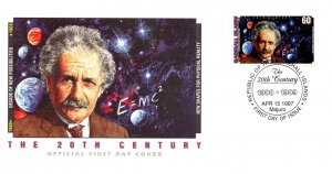Marshall Islands, Worldwide First Day Cover, Space