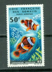 SOMALI COAST CORAL #C45...MINT...$9.50