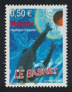 Mayotte Basketball 1v SG#185