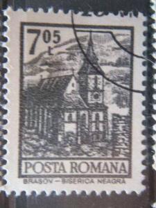 ROMANIA, 1972, used 7.05l, Definitive, Scott 2362