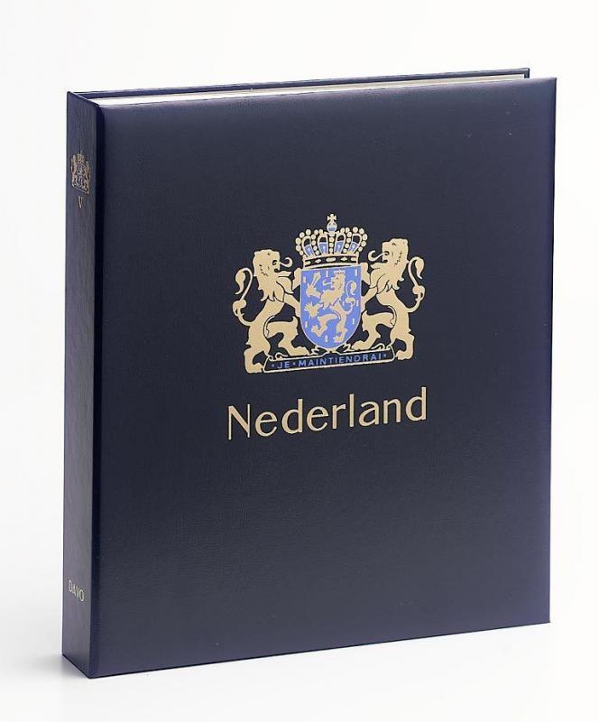 DAVO Luxe Hingless Album Netherlands VI 2008-2014