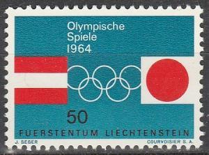Liechtenstein #385 MNH   (S8239)