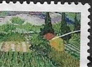 Germany 2020 Error on stamp used van Gogh Yt 3293  OFFERS ACCEPTED