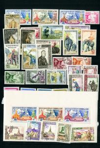 Worldwide Loaded Mid to Late 20th Century Stamp Collection