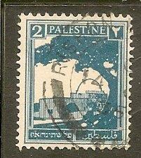 Palestine   Scott 63  Rachel's Tomb   Used