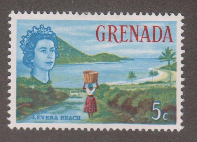 Grenada 218 Levera Beach 1966