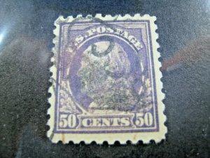 UNITED STATES,  1916   SCOTT #477   -   Used