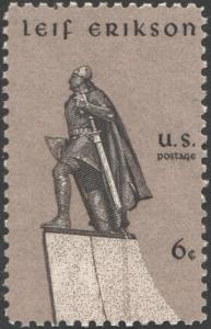 SC#1359 6¢ Leif Erikson Issue (1968) MNH