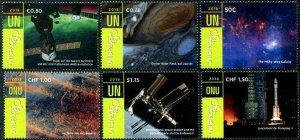 HERRICKSTAMP NEW ISSUES UNITED NATIONS Unispace + 50