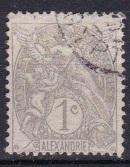 1902 Alexandria Scott 16 liberty, equality, fraternity  used